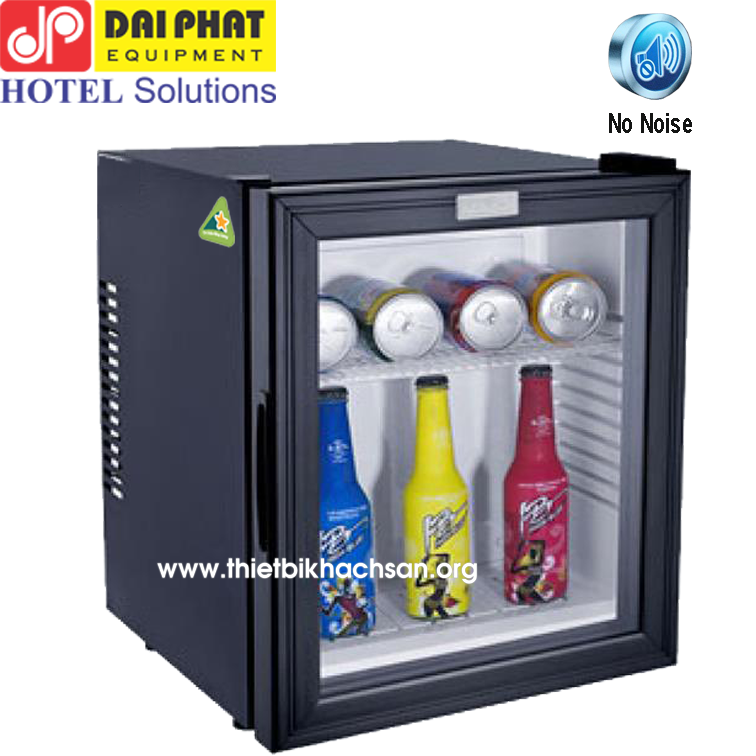 MINIBAR GLASS DOOR HOMESUN 40 LÍT 1